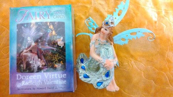 Angel Tarot, Fairy Tarot, Tarot of the Gods, Ryder Waite, Old English Tarot, Crystal Tarot