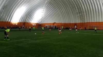 DC United 3rd Indoor Invitational Tournament