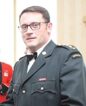 Captain Dave DeLoye, CD
