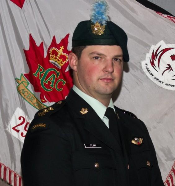 Lieutenant Stan O'Link