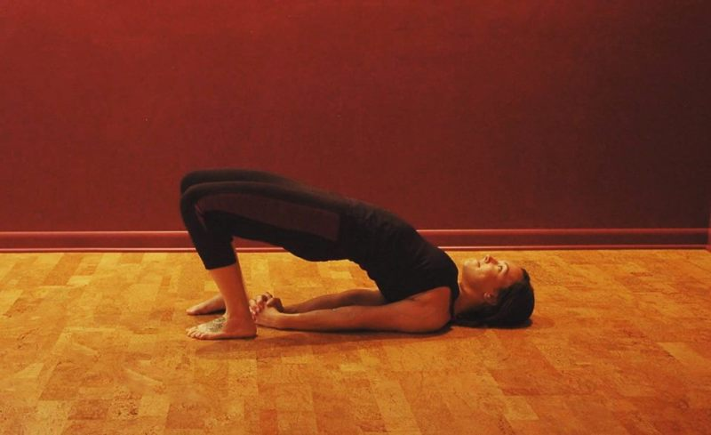 Setubandasana - Bridge Pose