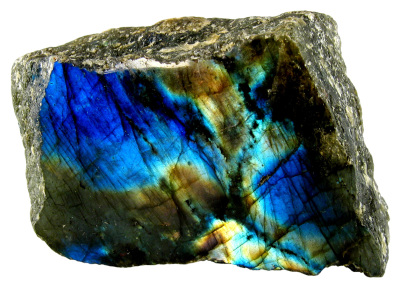 Labradorite ~ Transformation, Strength, & Calm