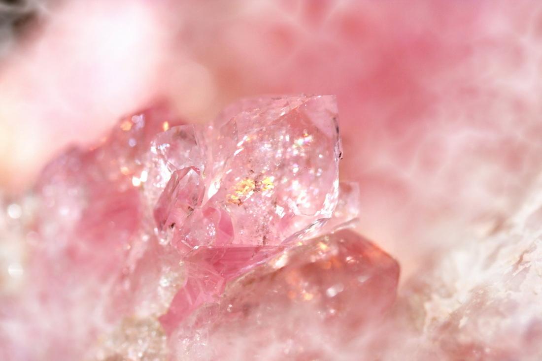 Feel the Love ~ Rose Quartz
