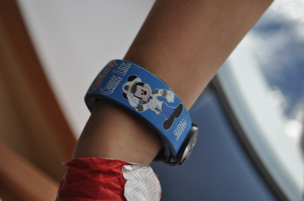 Disney Cruise Line Kids' Bands