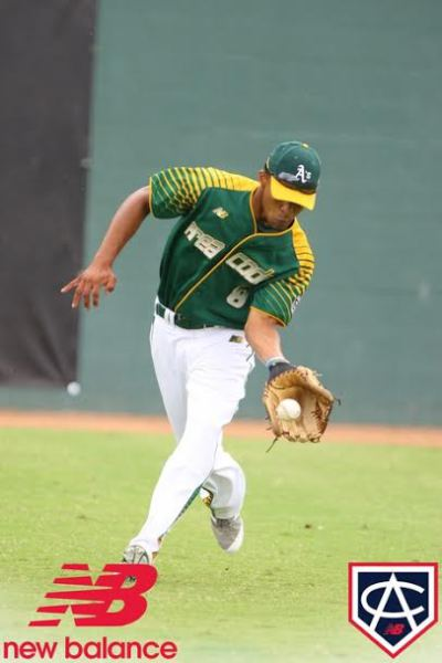 Michael Farley C/O 2016 played recently in the 2015 Area Code Games in Long Beach