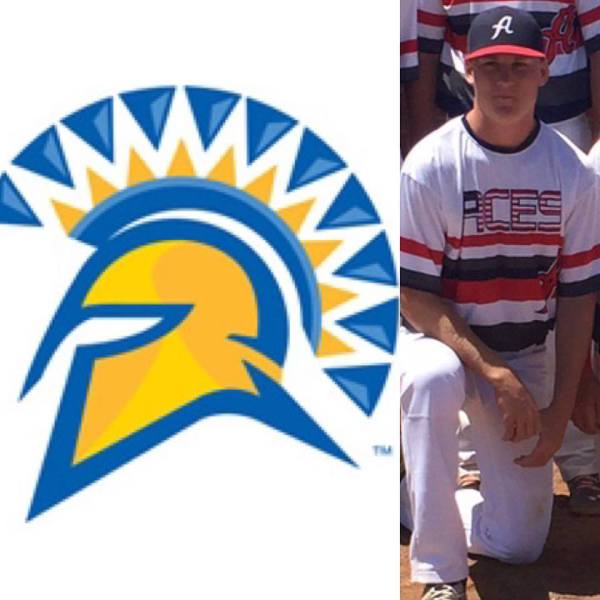2017 LHP Wesley Clawson commits to San Jose State