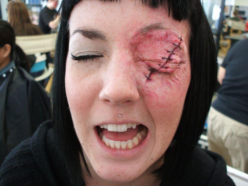 SFX Makeup, Robert A Lindsay