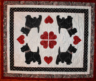 5 - Scotties and Hearts