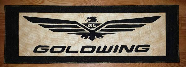 Goldwing Wall Hanging