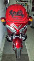 Goldwing Windshield Cover