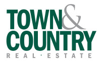 Town & Country Real Estate - Logo