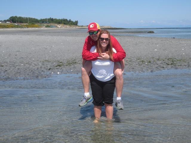 AIRFORCE BEACH - COMOX, BC