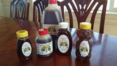 Raw, Unprocessed, Local Honey