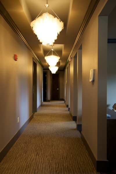 Treatment Corridor