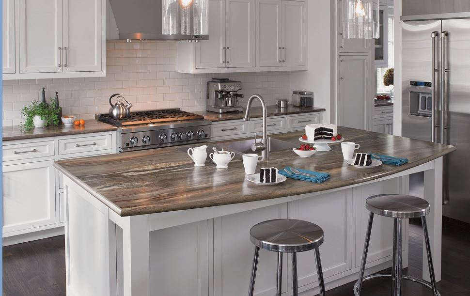 Solid Surface: Wood Look (Dolce)