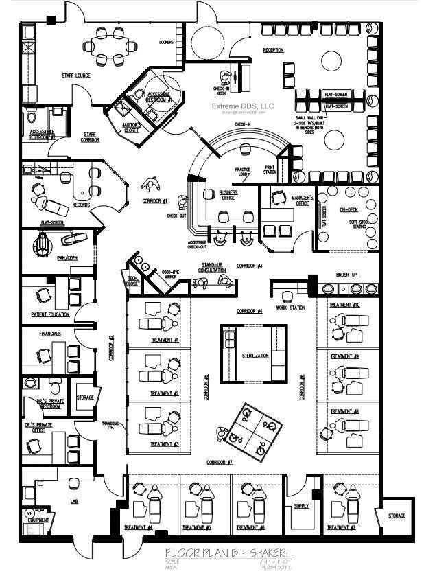 4,234 sq.ft.