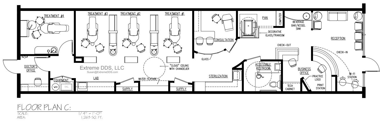 1,263 sq.ft.