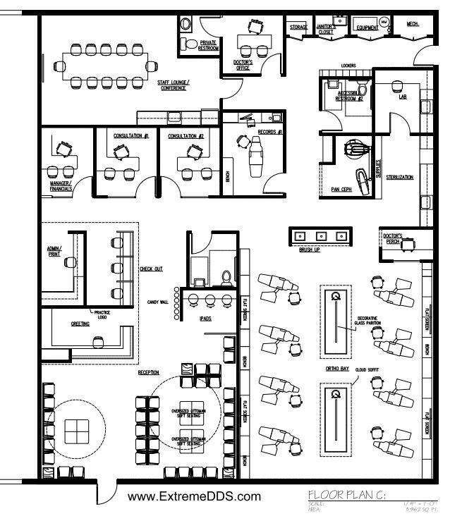 3,962 sq.ft.