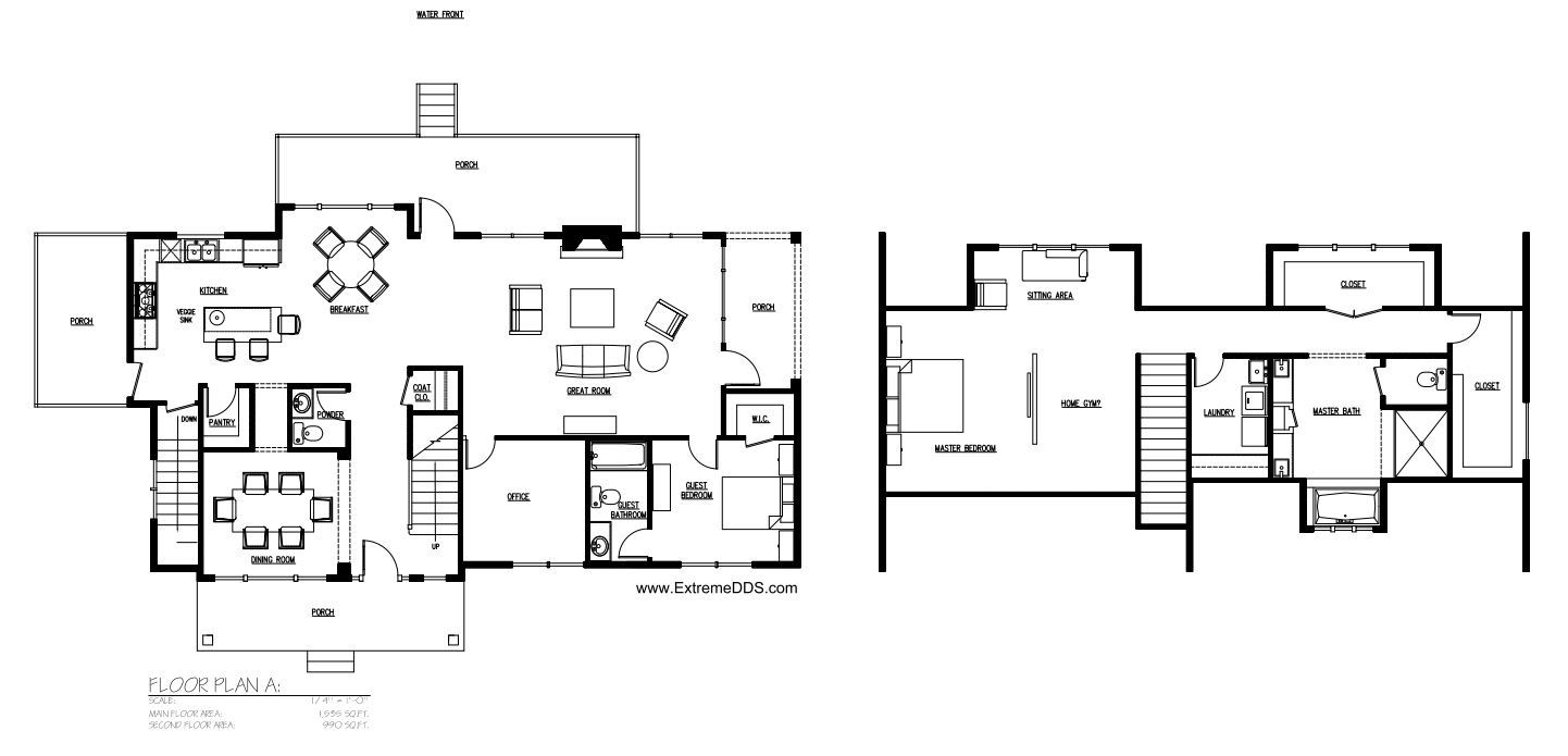 Residential 2,545 sq.ft.