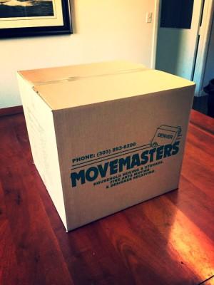 Moving Boxes Denver