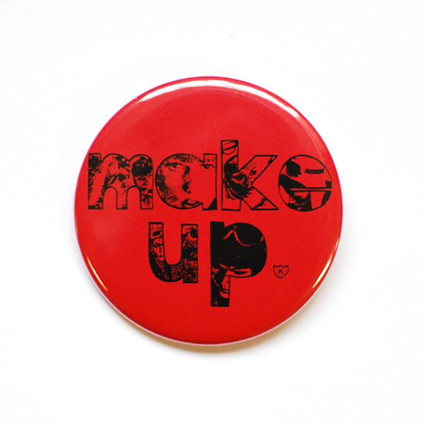 Make Up Button
