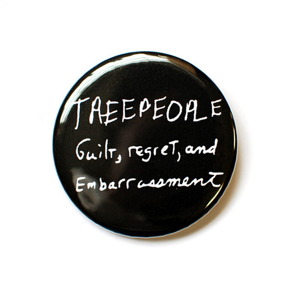 Treepeople Button