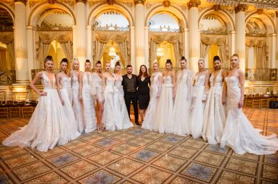 BTS 2018 Berta Bridal Fashion Show