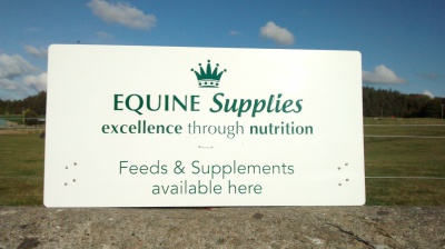 Equine Supplies
