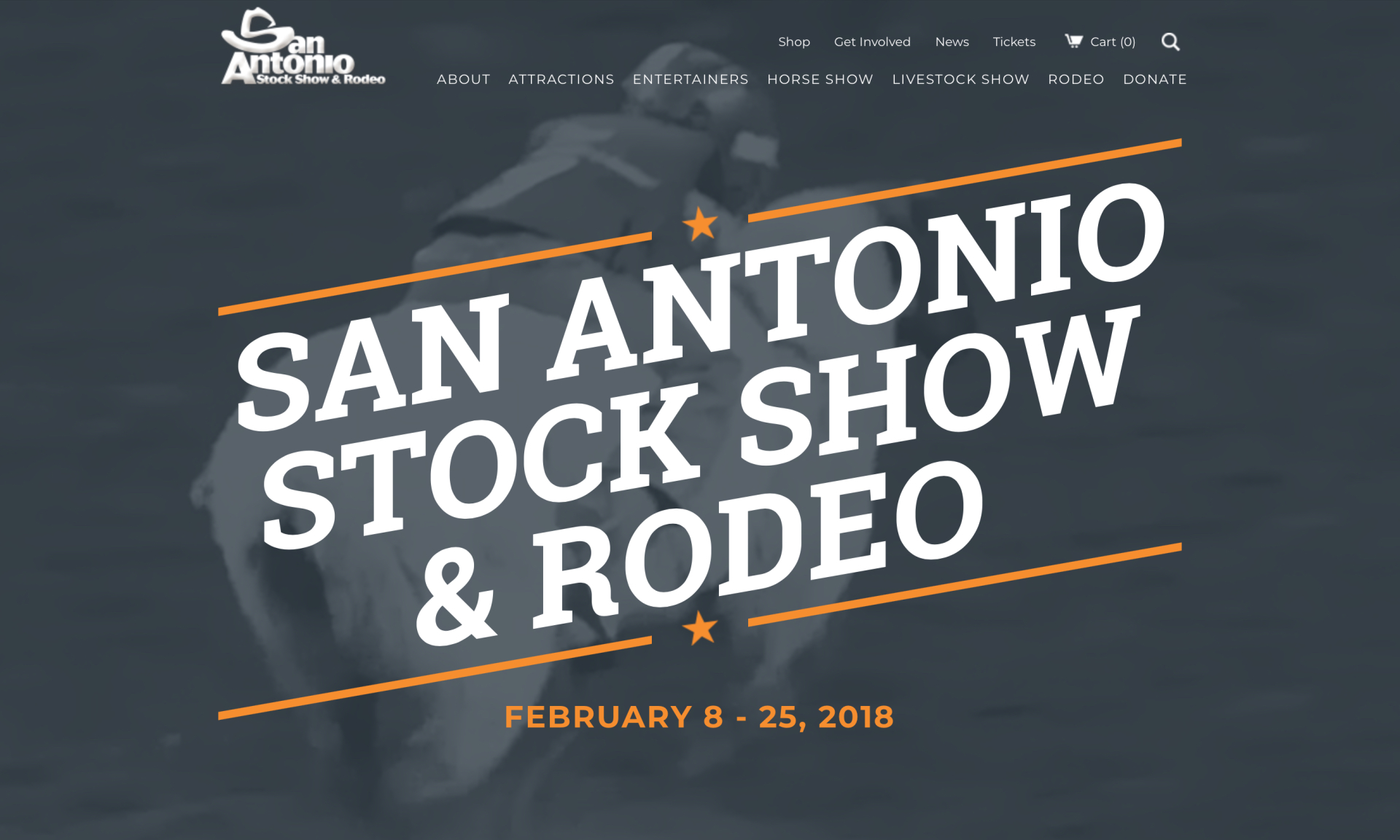Stock Show & Rodeo