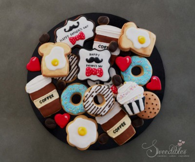 Father's Day Cookies 2015