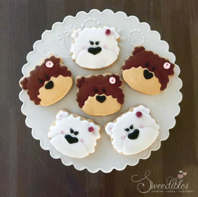 Cute Bear Cookies