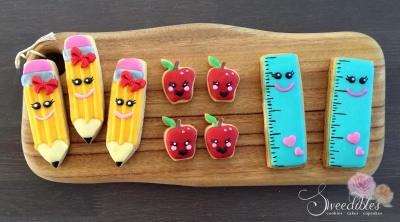 Teacher's Cookies
