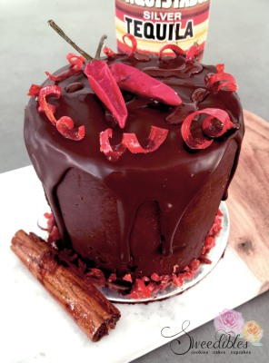 Chocolate Chilli Cake