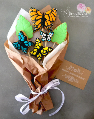 butterfly bouquet
