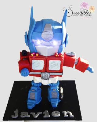 Optimus Prime