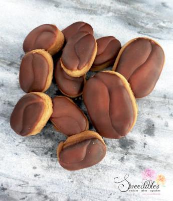 Coffee Beans Cookies