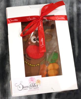 Christmas Reindeer Gift Box