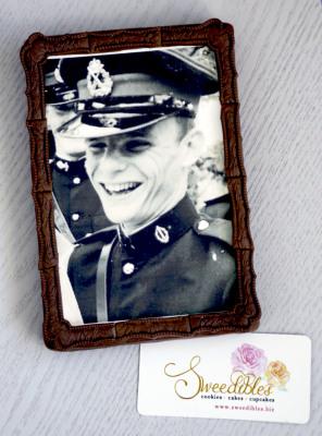 Photo Frame 4 X 6 Cookie