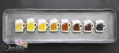 Types of Beer Cookies