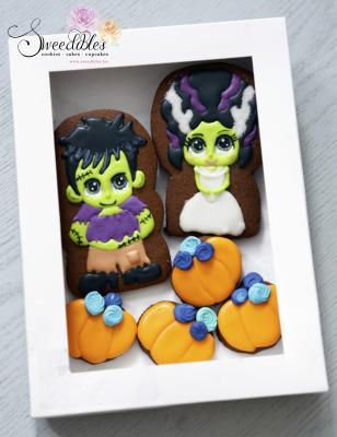 Halloween Frankenstein Box Set