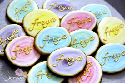 Agate Cookies