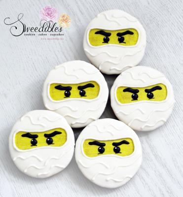 Ninjago Cookies