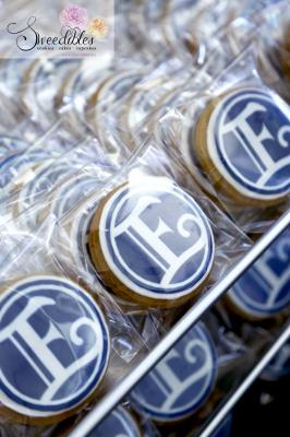 Enagic Corporate Logo Cookies