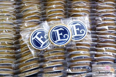 Enagic Corporate Logo Cookies