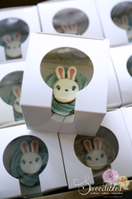 Individual Easter Cupcakes