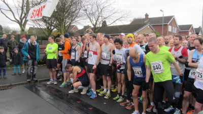 Keyworth Turkey Trot Half Marathon