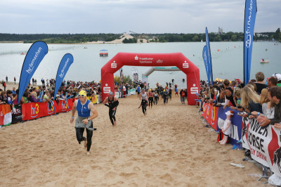 Ironman Frankfurt thoughts