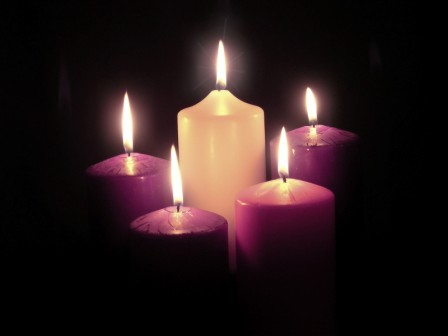 The Advent Candle Approach