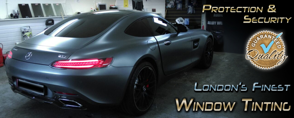 Window Tinting, Car Wrapping