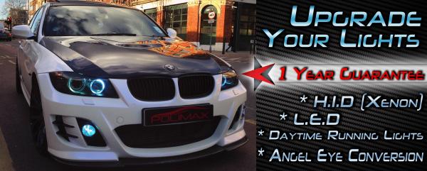 BMW Hid Led Lights Polimax